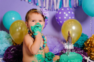 Cake Smash Photographer in the inland empire